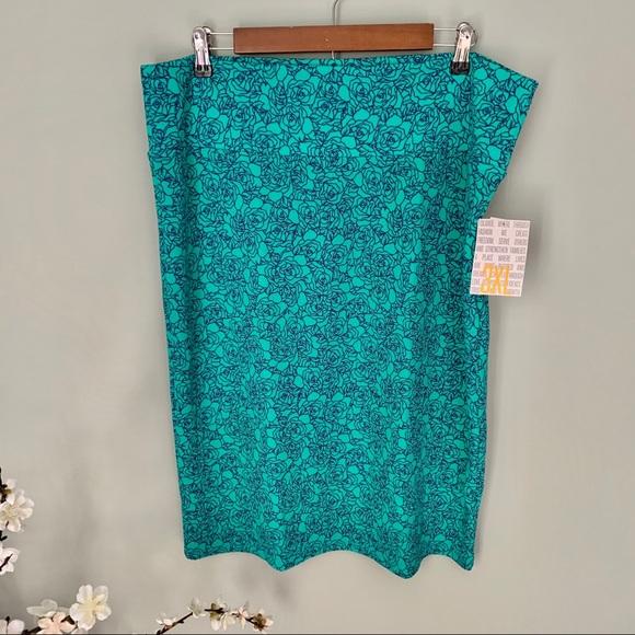 LuLaRoe Dresses & Skirts - LuLaRoe Cassie Skirt NWT Size 3XL